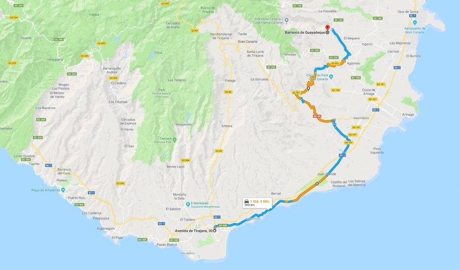 Gran Canaria, 100 Days of Freedom, Motorrad, BMW, K1200, Abenteuer, Motorradreise