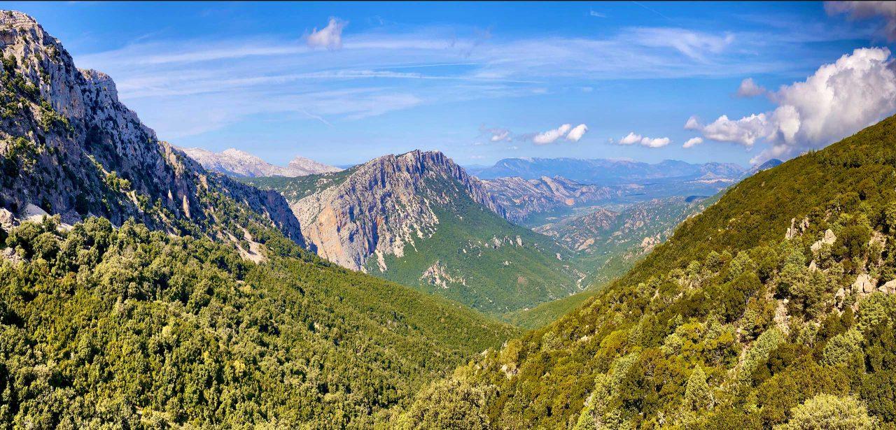 Sardinien, Gola di Gorropu